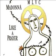 Click here for more info about 'Like A Prayer - Sealed'