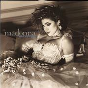 Click here for more info about 'Madonna - Like A Virgin + video insert'