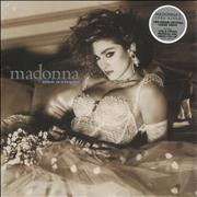 Click here for more info about 'Madonna - Like A Virgin - 180gm Clear Vinyl - Sealed'