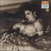Click here for more info about 'Madonna - Like A Virgin - Clear Vinyl'