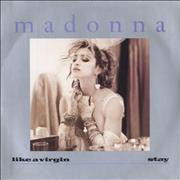 Click here for more info about 'Madonna - Like A Virgin - Inj - P/S'