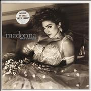 Click here for more info about 'Madonna - Like A Virgin - Like A Virgin stickered p/s'