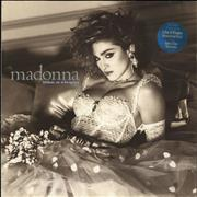 Click here for more info about 'Madonna - Like A Virgin - Stickered Sleeve'