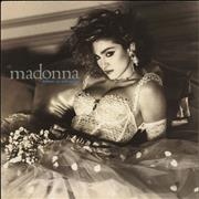 Madonna Like A Virgin - UK Pressing UK vinyl LP