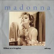 Click here for more info about 'Madonna - Like A Virgin - Solid - P/S'