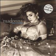Click here for more info about 'Madonna - Like A Virgin - double song stickered picture sleeve'