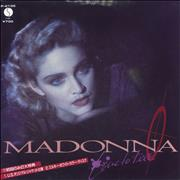 Click here for more info about 'Madonna - Live To Tell - White Vinyl + Portrait'