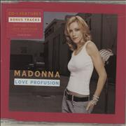 Click here for more info about 'Madonna - Love Profusion - CD1'