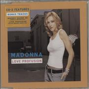 Click here for more info about 'Madonna - Love Profusion - Part 2'