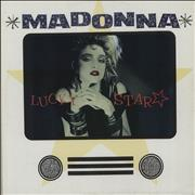 Click here for more info about 'Madonna - Lucky Star - EX'