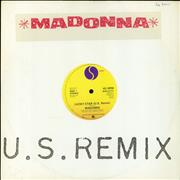 Click here for more info about 'Madonna - Lucky Star - US Remix - EX'