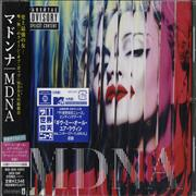 Click here for more info about 'Madonna - MDNA'