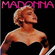 Click here for more info about 'Madonna - Madonna + poster'