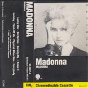 Click here for more info about 'Madonna - Madonna - Grey Labels'
