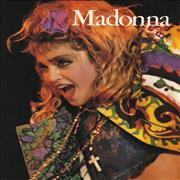 Click here for more info about 'Madonna - Madonna: Like A Virgin + poster'