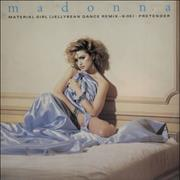 Click here for more info about 'Madonna - Material Girl - EX'