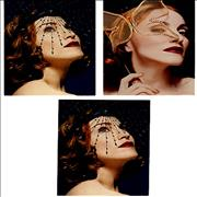 Click here for more info about 'Madonna - Max Factor Postcard Set'