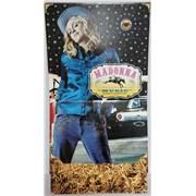 Madonna Music - Display Board USA display Promo