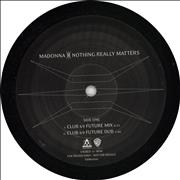 Click here for more info about 'Madonna - Nothing Really Matters'