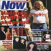 Click here for more info about 'Madonna - Now - July 2000'