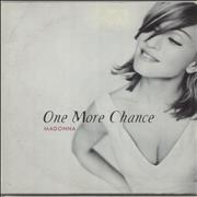 Click here for more info about 'One More Chance - Poster Sleeve'