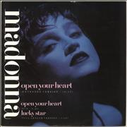Click here for more info about 'Open Your Heart + Sleeve'