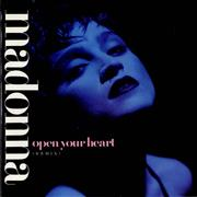 Click here for more info about 'Madonna - Open Your Heart - Paper labels + Matt sleeve'