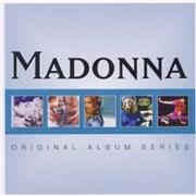 Click here for more info about 'Madonna - Original Album Series'
