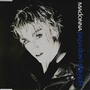 Click here for more info about 'Madonna - Papa Don't Preach - Extended Version'