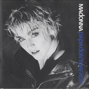 Click here for more info about 'Madonna - Papa Don't Preach - Inj - Paper sleeve'