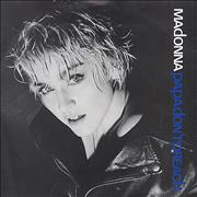 "Madonna Papa Don't Preach - Solid - Paper Sleeve UK 7"" vinyl"