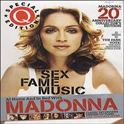 Click here for more info about 'Madonna - Q - Madonna 20th Anniversary Collector's Edition'