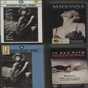 Click here for more info about 'Madonna - Quantity of Five Videos'
