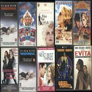 Click here for more info about 'Madonna - Quantity of Twenty Movie Videos'