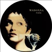 Click here for more info about 'Madonna - Rain - EX'