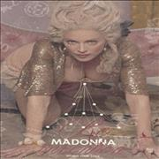 Click here for more info about 'Madonna - Re-Invention World Tour - Set Of 8 Passes + Promo Card'
