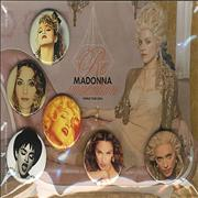 Click here for more info about 'Madonna - Re-Invention World Tour Badge Pack'