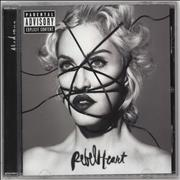 Click here for more info about 'Madonna - Rebel Heart - Deluxe Version'