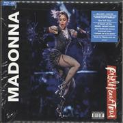 Click here for more info about 'Madonna - Rebel Heart Tour + CD'
