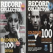 Click here for more info about 'Madonna - Record Collector - January & February 2006'