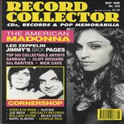 Click here for more info about 'Madonna - Record Collector - May 1998'
