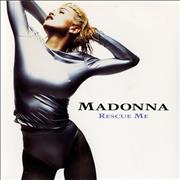 Click here for more info about 'Madonna - Rescue Me - Glossy Card Sleeve'