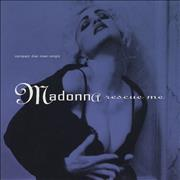Click here for more info about 'Madonna - Rescue Me'