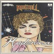 Click here for more info about 'Madonna - Rock 'N' Roll Comics'