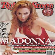 Click here for more info about 'Madonna - Rolling Stone - Issue 988 1st December'