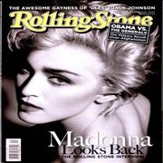 Click here for more info about 'Madonna - Rolling Stone - October 2009'