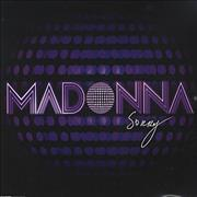 Click here for more info about 'Madonna - Sorry'