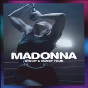 Click here for more info about 'Madonna - Sticky & Sweet Tour - 1st leg + Carrier bag & Souvenir Ticket stub'