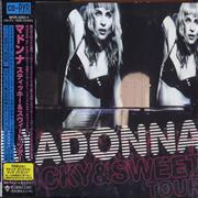 Click here for more info about 'Madonna - Sticky & Sweet Tour: Live From Buenos Aires'