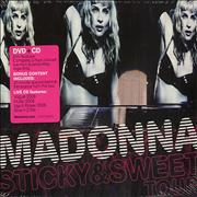 Click here for more info about 'Madonna - Sticky & Sweet'